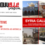 Syria Calling Intervista di Laura Bonelli - la Nouvelle Vague