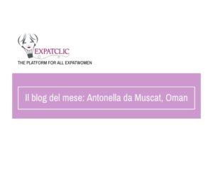Antonella Appiano intervistata su EXPATCLIC The platform for all expatwomen