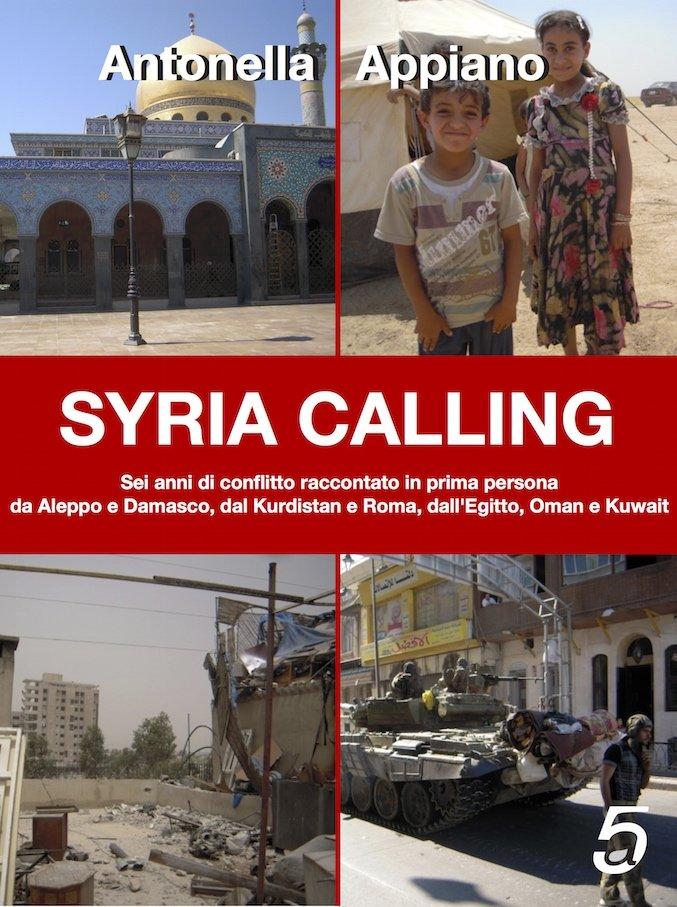 Syria Calling - Antonella Appiano - Quintadicopertina - edizione-italiana