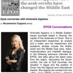 In che modo le rivolte arabe hanno cambiato il Medio Oriente - EPOS 04 05 2016