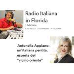 Radio Florida - Intevista ad Antonella Appiano