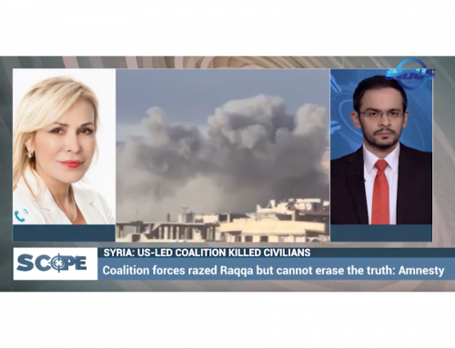 Syria: US-Led Coalition Killed Civilians – Talking with Waqar Rizvi, Scope Indus News