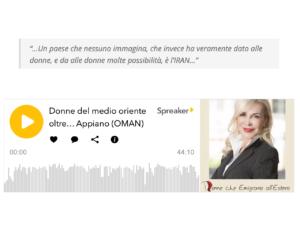Chiacchere da Venere - intervista ad Antonella Appiano